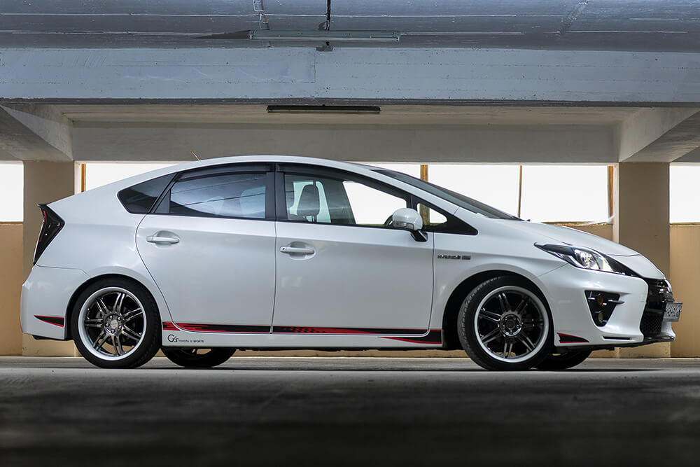 How Far Can A Toyota Prius Hybrid Car Go