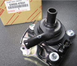 Inverter Water Pumps Are A Common Failure On Second Generation Toyota Prius Model Years 2004 2009 Read Lg S Original Blog Here