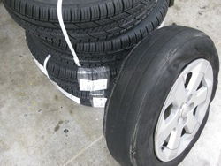 Prius Tires