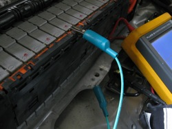 Toyota Hybrids Constantly Check High Voltage Isolation To Confirm Integrity Of Wire Insulation Circuit And Battery Storage