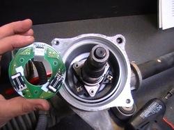 Gen 1 Prius Steering Rack Failure, Code C1513 Torque Sensor