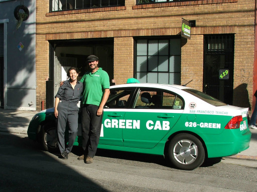 First taxi service 2007